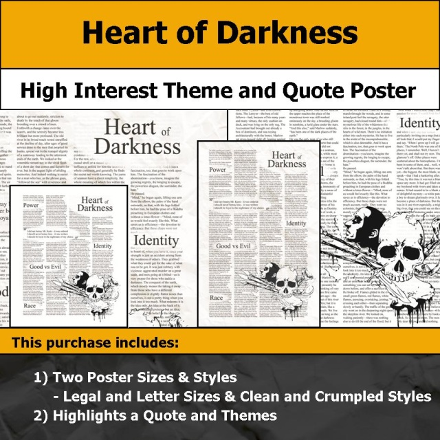 the hypocrisy of imperialism in heart of darkness essay The hypocrisy of imperialism in heart of darkness essay by moon_vixen33 , university, bachelor's , a+ , april 2006 download word file , 11 pages download word file , 11 pages 45 4 votes 1 reviews.