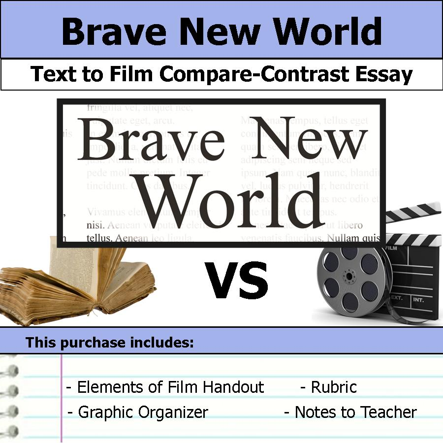 similarities between brave new world and today